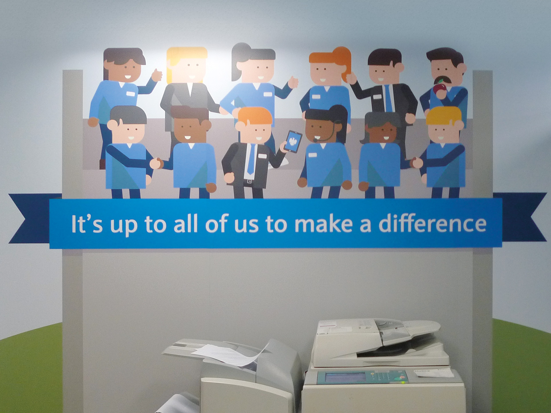 Barclays – Our banking story